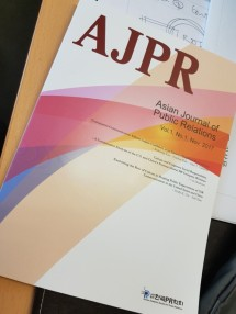 201712_AJPR_asian journal of public relations